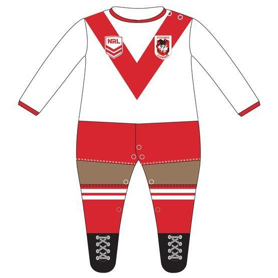 Infant Footysuits