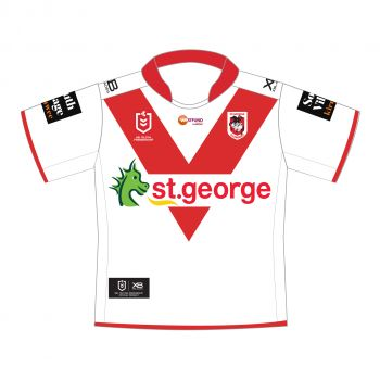 2019 St George Dragons TODDLER Home Jersey