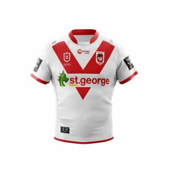 2019 St George Dragons KIDS Home Jersey