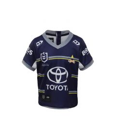 2021 North QLD Cowboys TODDLER Home Jersey