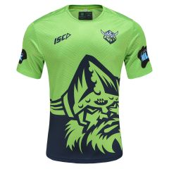 2021 Canberra Raiders ADULTS Run Out Tee