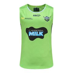 2021 Canberra Raiders ADULTS Envy Training Singlet