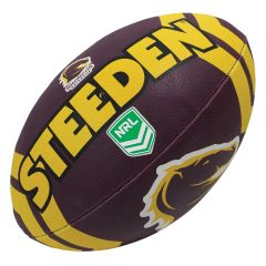 Brisbane Broncos MINI Supporter Football