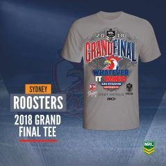 2018 Sydney Roosters Grand Final Tee