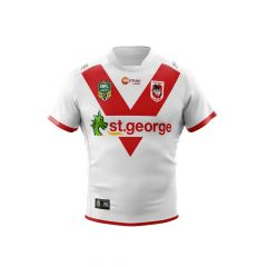 2018 St George Dragons KIDS Home Jersey