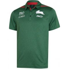 2019 South Sydney Rabbitohs ADULTS Green Polo