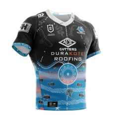 *PRE ORDER* 2020 Cronulla Sharks ADULTS Indigenous Jersey