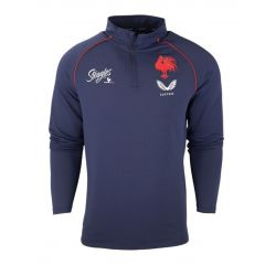 2021 Sydney Roosters ADULTS 1/4 Zip Midlayer