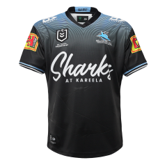 2021 Cronulla Sharks ADULTS Away Jersey