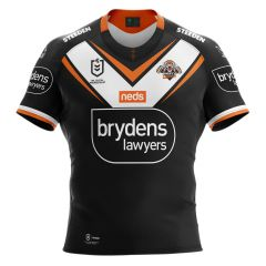 2021 Wests Tigers ADULTS Home Jersey