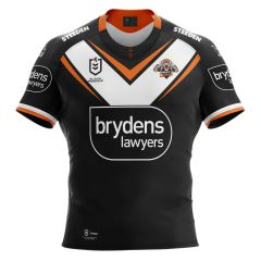 2021 Wests Tigers KIDS Home Jersey