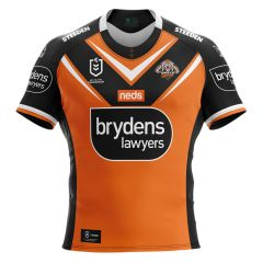 2021 Wests Tigers ADULTS Away Jersey