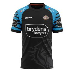 2021 Wests Tigers KIDS Run Out Tee