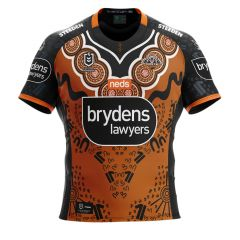 2021 Wests Tigers KIDS Indigenous Jersey