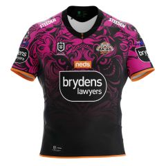 2021 Wests Tigers Women In League ADULTS Jersey