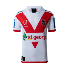 2021 St George Dragons ADULTS Home Jersey