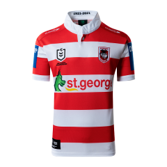 2021 St George Dragons ADULTS Heritage Jersey