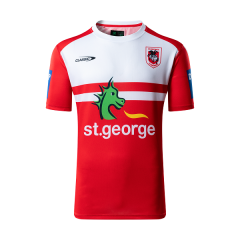 2021 St George Dragons ADULTS Training Tee