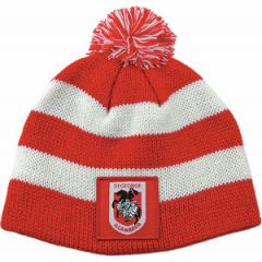 St George Dragons INFANT Beanie