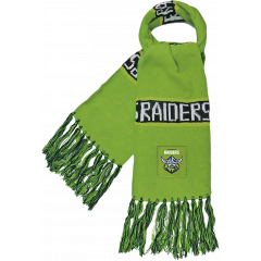 Canberra Raiders Supporters Scarf