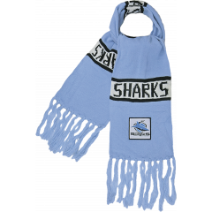 Cronulla Sharks Supporters Scarf