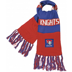Newcastle Knights Bar Scarf