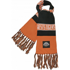 Wests Tigers Supporters Bar Scarf