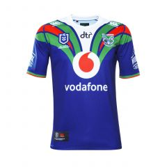 2019 New Zealand Warriors Home Jersey