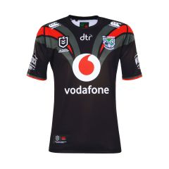 2019 New Zealand Warriors Away Jersey