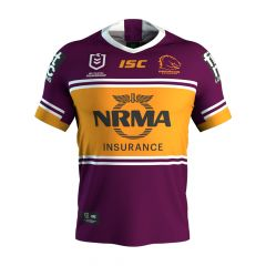 2019 Brisbane Broncos ADULTS Home Jersey