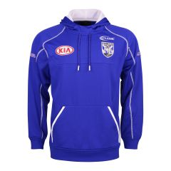2019 Canterbury Bulldogs ADULTS Training Hoodie Royal