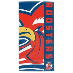 Sydney Roosters Beach Towel