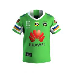 2019 Canberra Raiders KIDS Home Jersey