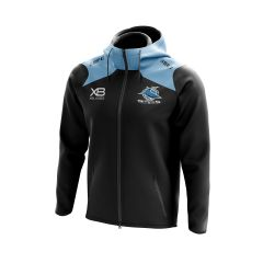 2019 Cronulla Sharks ADULTS Zip Hoodie