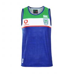 2019 New Zealand Warriors Training Singlet