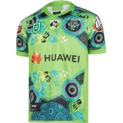 2019 Canberra Raiders Indigenous Jersey ADULTS