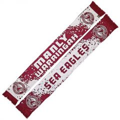 Manly Sea Eagles Scarf