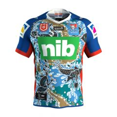 2019 Newcastle Knights ADULTS Indigenous Jersey
