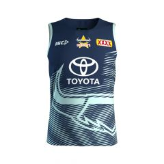 2019 North QLD Cowboys ADULTS Glacier Training Singlet