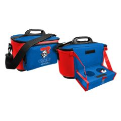 Newcastle Knights Cooler Bag with Tray