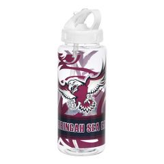 Manly Sea Eagles Tritan Bottle