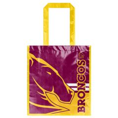Brisbane Broncos Laminated Bag