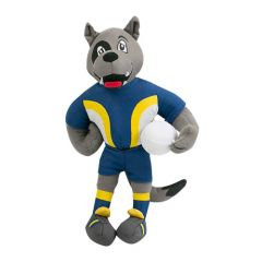 North QLD Cowboys Mascot Toy