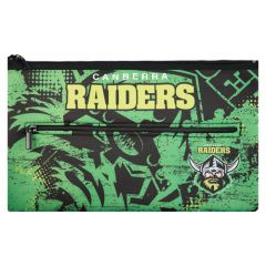 Canberra Raiders neoprene pencil case