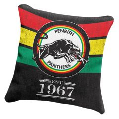 Penrith Panthers Heritage Cushion