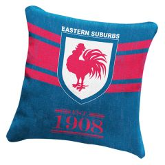 Sydney Roosters Heritage Cushion