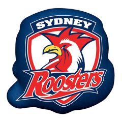 Sydney Roosters Logo Cushion