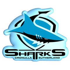 Cronulla Sharks Logo Cushion