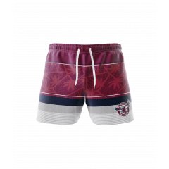 Manly Sea Eagles Board Shorts & Hat Pack