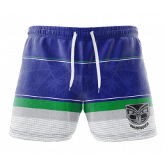 New Zealand Warriors Board Shorts & Hat Pack